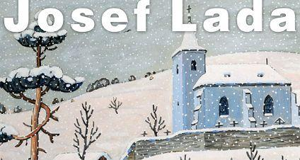 Zima s Josefem Ladou