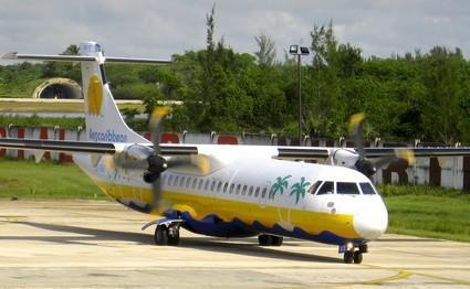 Kubánské letadlo