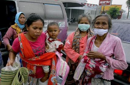 Evakuovaní lidé