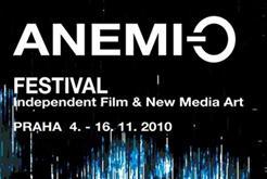 Anemic festival / poutač