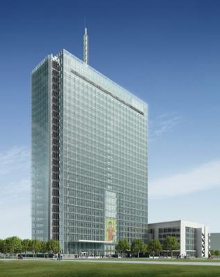City Tower na Pankráci