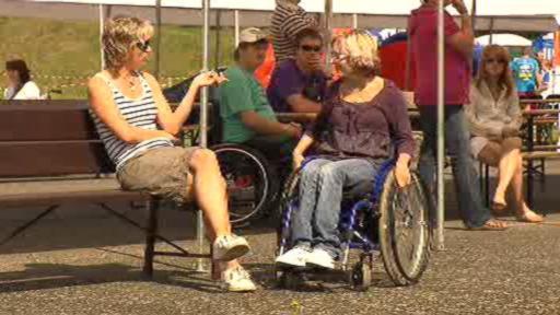 Zdravotní postižení