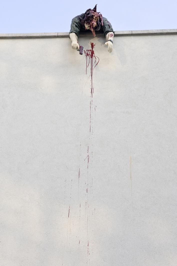 Instalace Davida Černého
