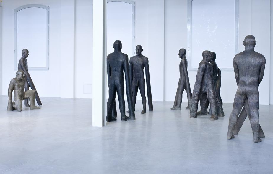 Instalace Michala Gabriela