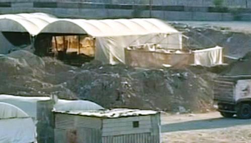 Stanová městečka u pašeráckých tunelů se pomalu vylidňují