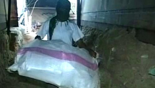 Pašerácké tunely z Egypta do Gazy