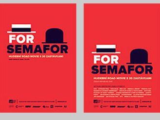 For Semafor / plakát