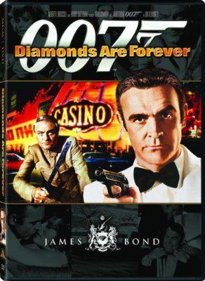 Sean Connery alias James Bond