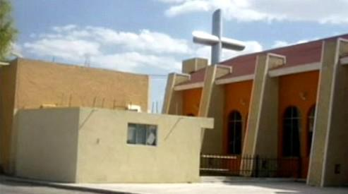 Kostel postavený za peníze drogových kartelů