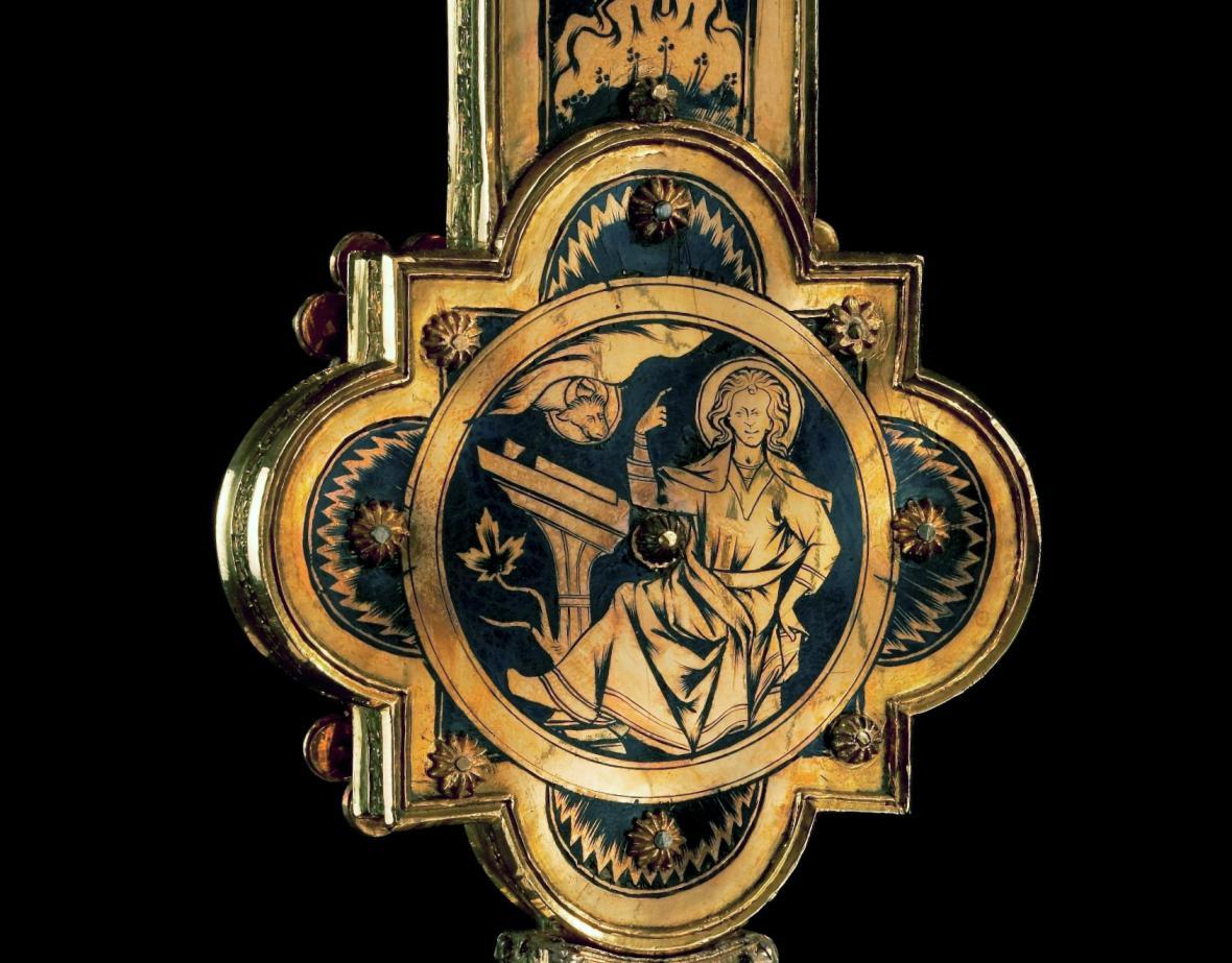 Kříž krále Přemysla Otakara II.