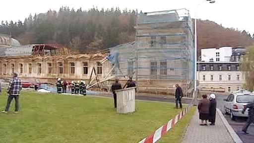 Tragické neštěstí v Mariánských lázních