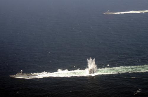 Jihokorejská loď