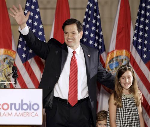 Nová hvězda republikánů Marc Rubio