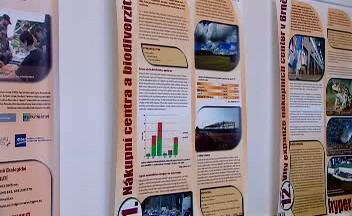 Výstava ve vlašimském ekocentru
