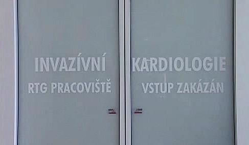 Kardiologické oddělení