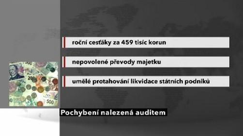 Audit na Ministerstvu pro místní rozvoj