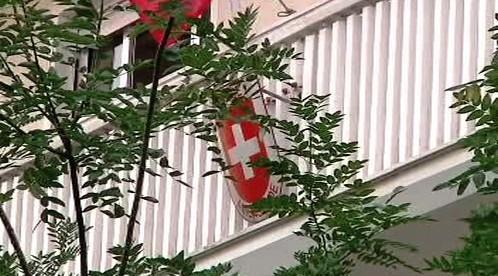 Švýcarské velvyslanectví v Aténách