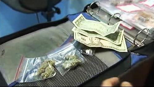 Prodej marihuany pro lékařské účely
