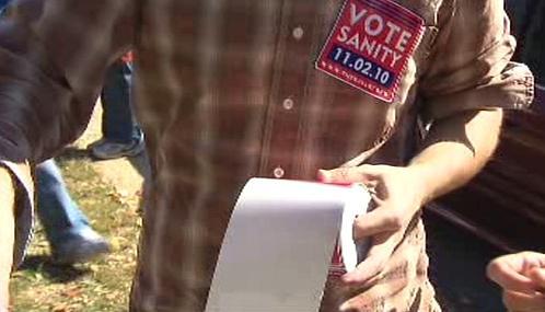 Předvolební kampaň v USA