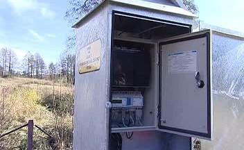 Meteorologická měřící stanice