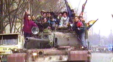 Protikomunistická revoluce v Rumunsku
