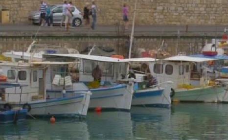 Řecký přístav