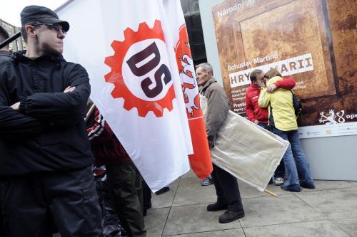 Příznivci Dělnické strany