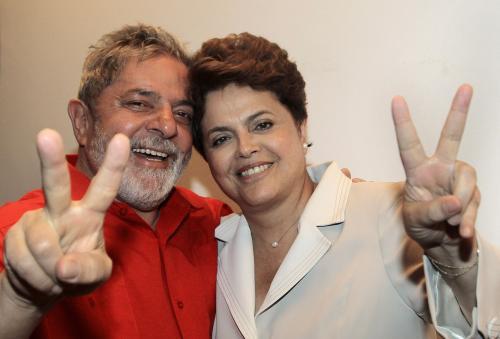 Úspěch brazilských spojenců