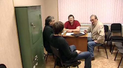 Schůzka Omské občanské koalice