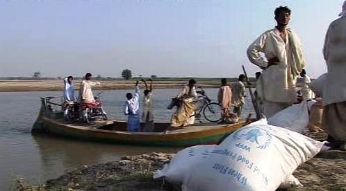 Pomoc pro Pákistán