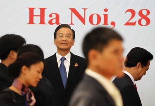 Čínský premiér