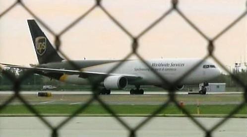 Letadlo společnosti UPS