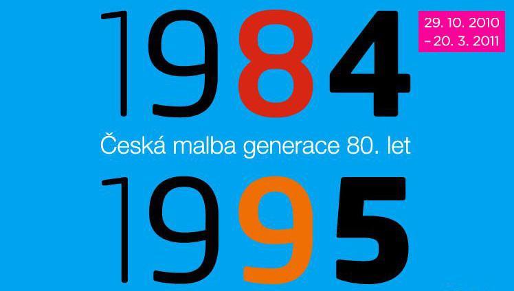 Česká malba generace 80. let