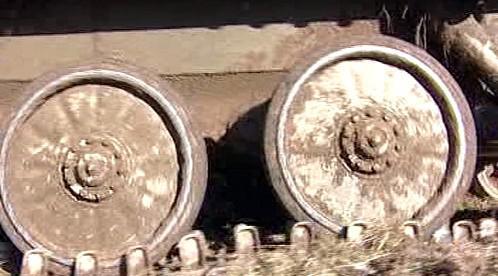 Tankový pás