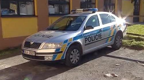 Policie v Novém Městě pod Smrkem