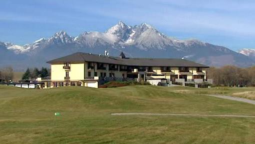 Hotel pod Tatrami