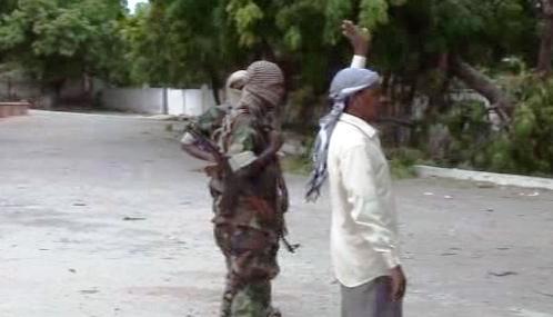 Somálští radikálové z hnutí al-Šabáb