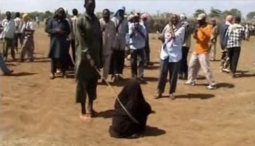 Veřejný trest v Somálsku