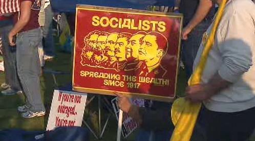Setkání příznivců Tea Party