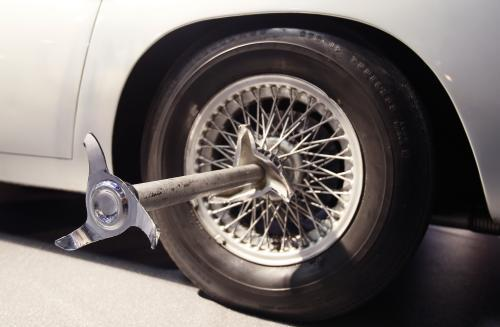 Bondův Aston Martin