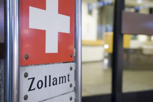 Švýcarská hranice