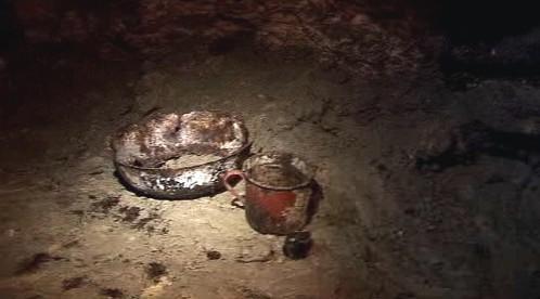 Ukrajinští Židé se během války ukrývali v jeskyních