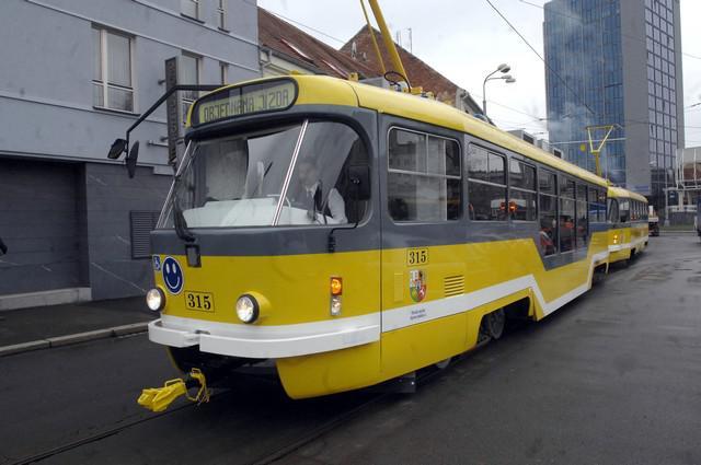 Plzeňská tramvaj