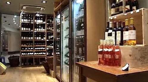 Zásoba vína