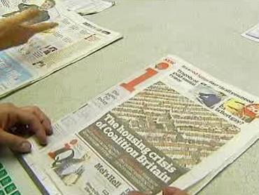 Nové britské noviny \