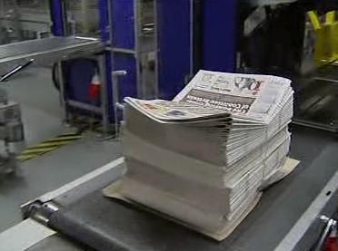 Tiskárna deníku \