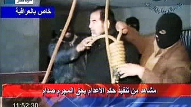 Poprava Saddáma Husajna