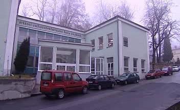 Sklářská škola v Kamenickém Šenově
