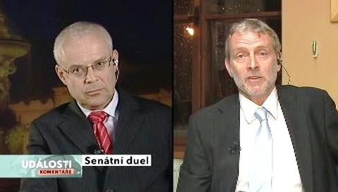 Vladimír Špidla a Tomáš Jirsa