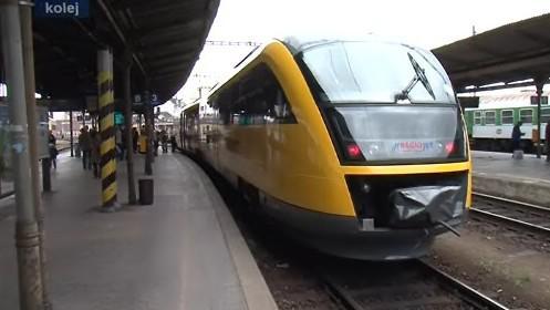 Žlutý vlak